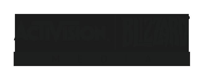 Activision Blizzard Media logo